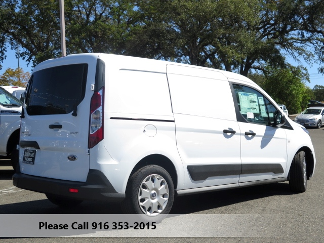 2015 Transit Connect, Cargo Van #FL6814 - photo 2