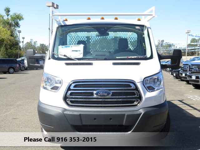 2015 Transit 350 HD DRW, Service Body #FL6945 - photo 3