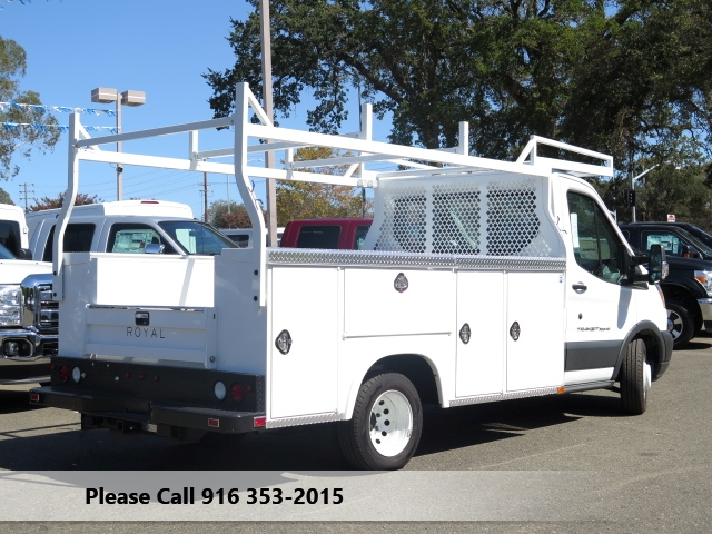 2015 Transit 350 HD DRW, Service Body #FL6945 - photo 2