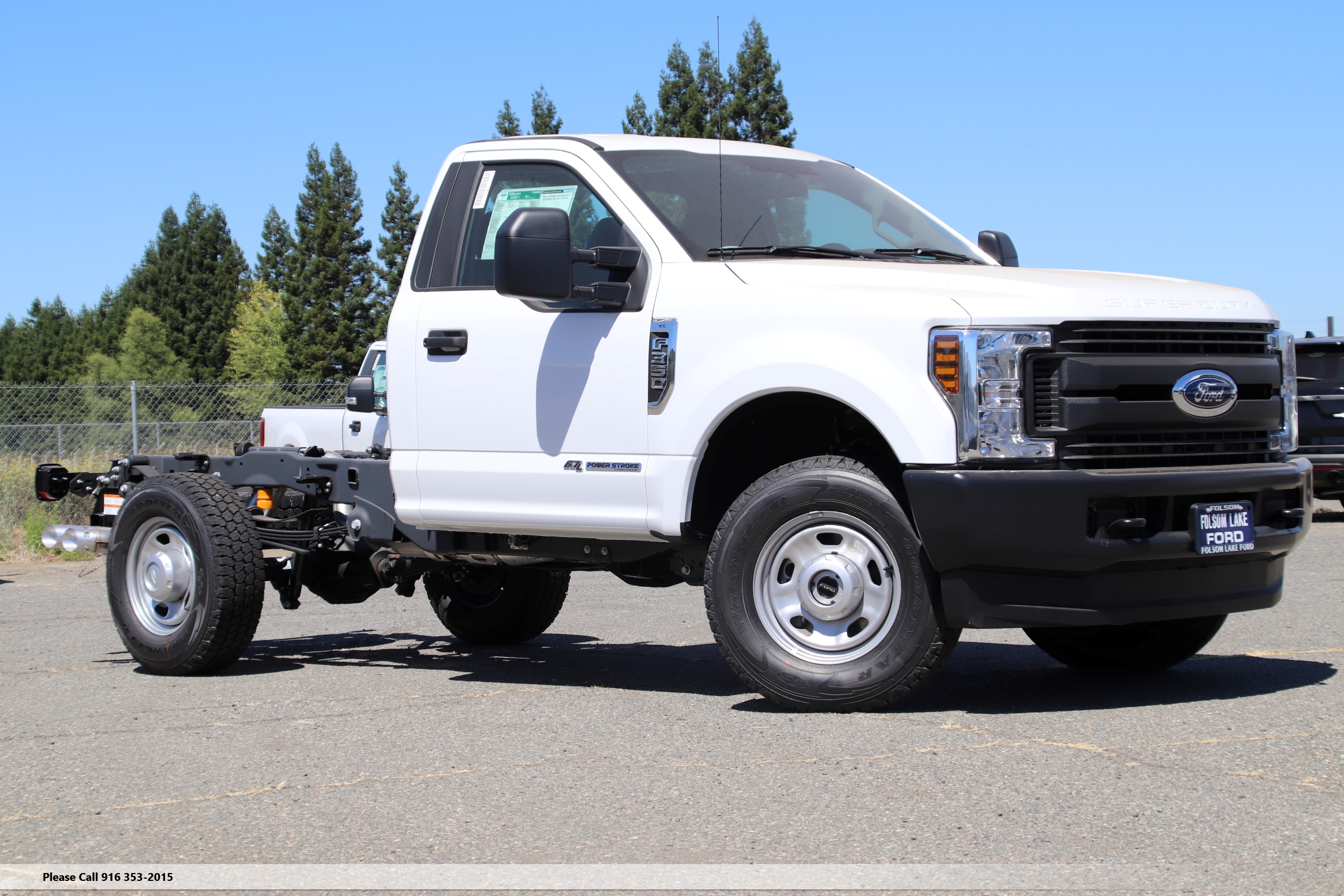 2018 F-350 Regular Cab 4x4,  Cab Chassis #FL9135 - photo 1
