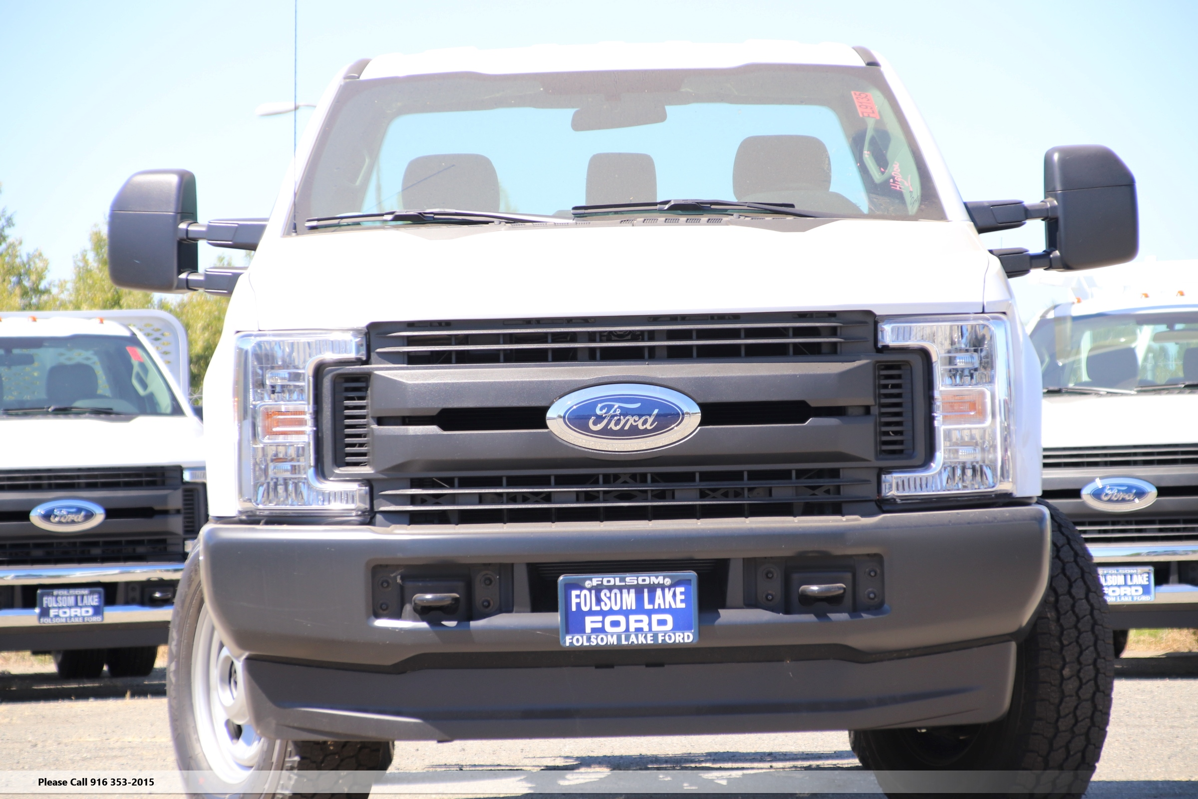 2018 F-350 Regular Cab 4x4,  Cab Chassis #FL9135 - photo 3