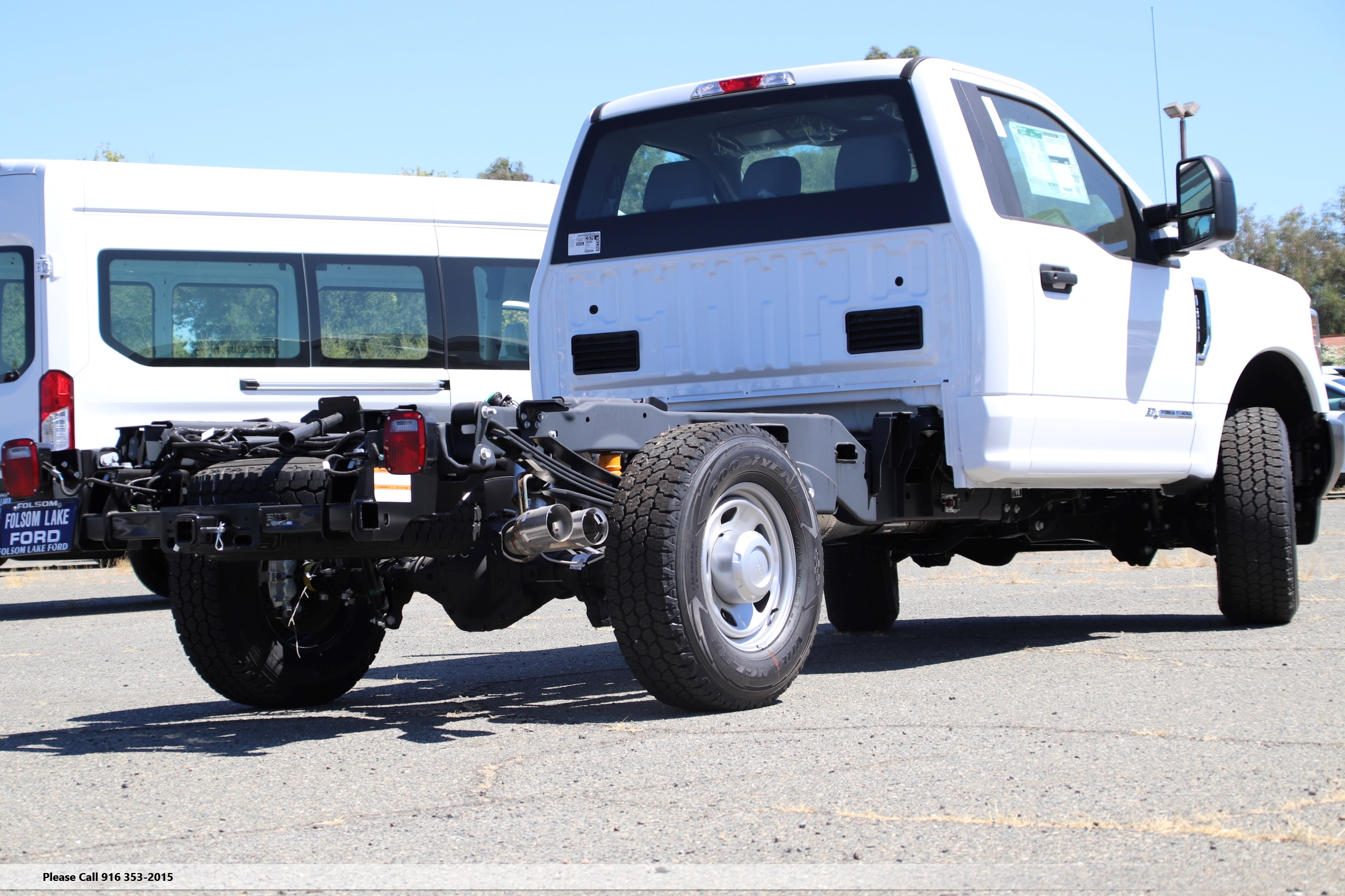 2018 F-350 Regular Cab 4x4,  Cab Chassis #FL9135 - photo 2