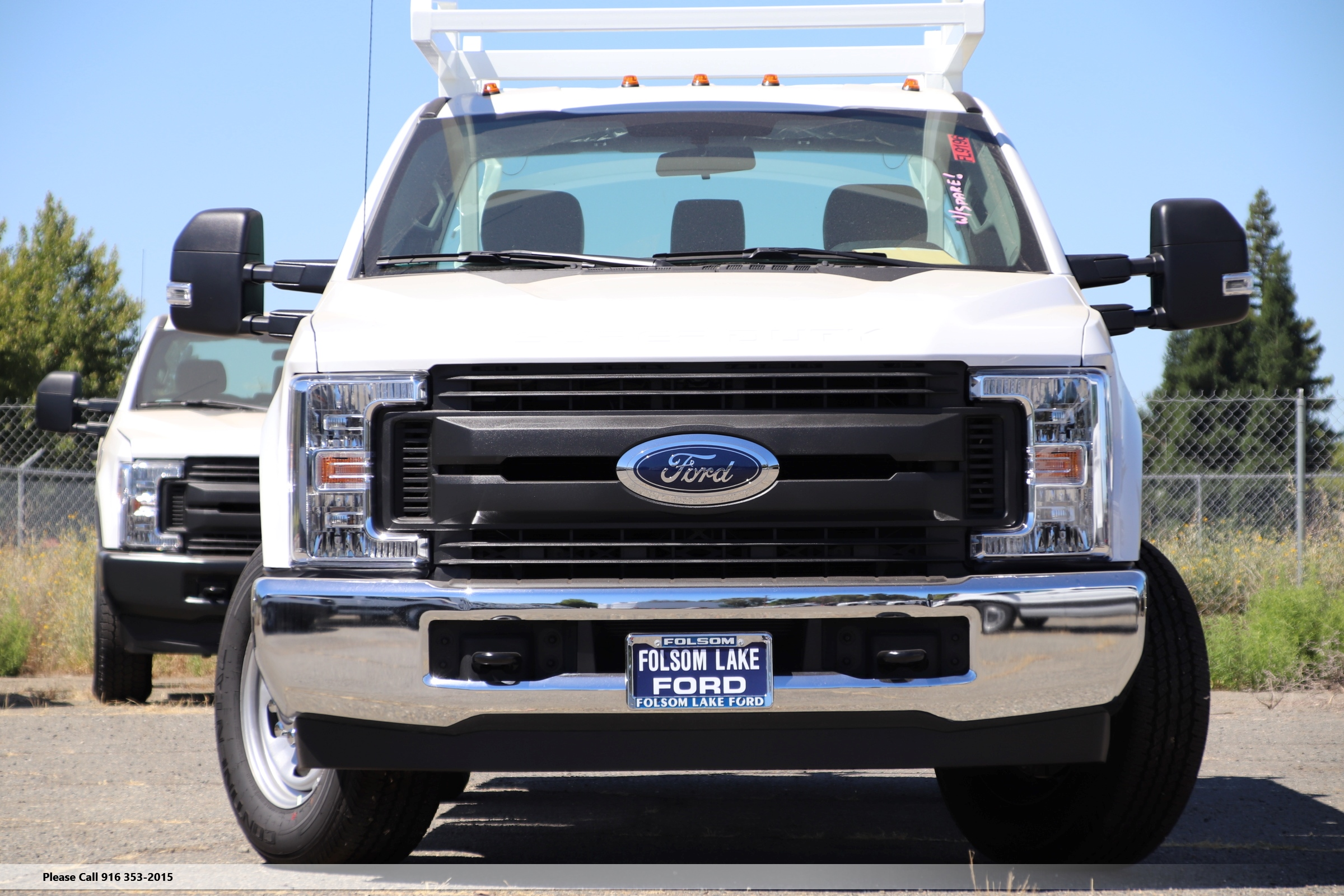 2018 F-350 Regular Cab 4x2,  Scelzi Crown Service Body #FL9196 - photo 3