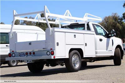 2018 F-350 Regular Cab 4x2,  Scelzi Crown Service Body #FL9196 - photo 2