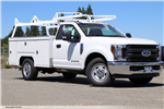 2018 F-350 Regular Cab 4x2,  Scelzi Crown Service Body #FL9196 - photo 1