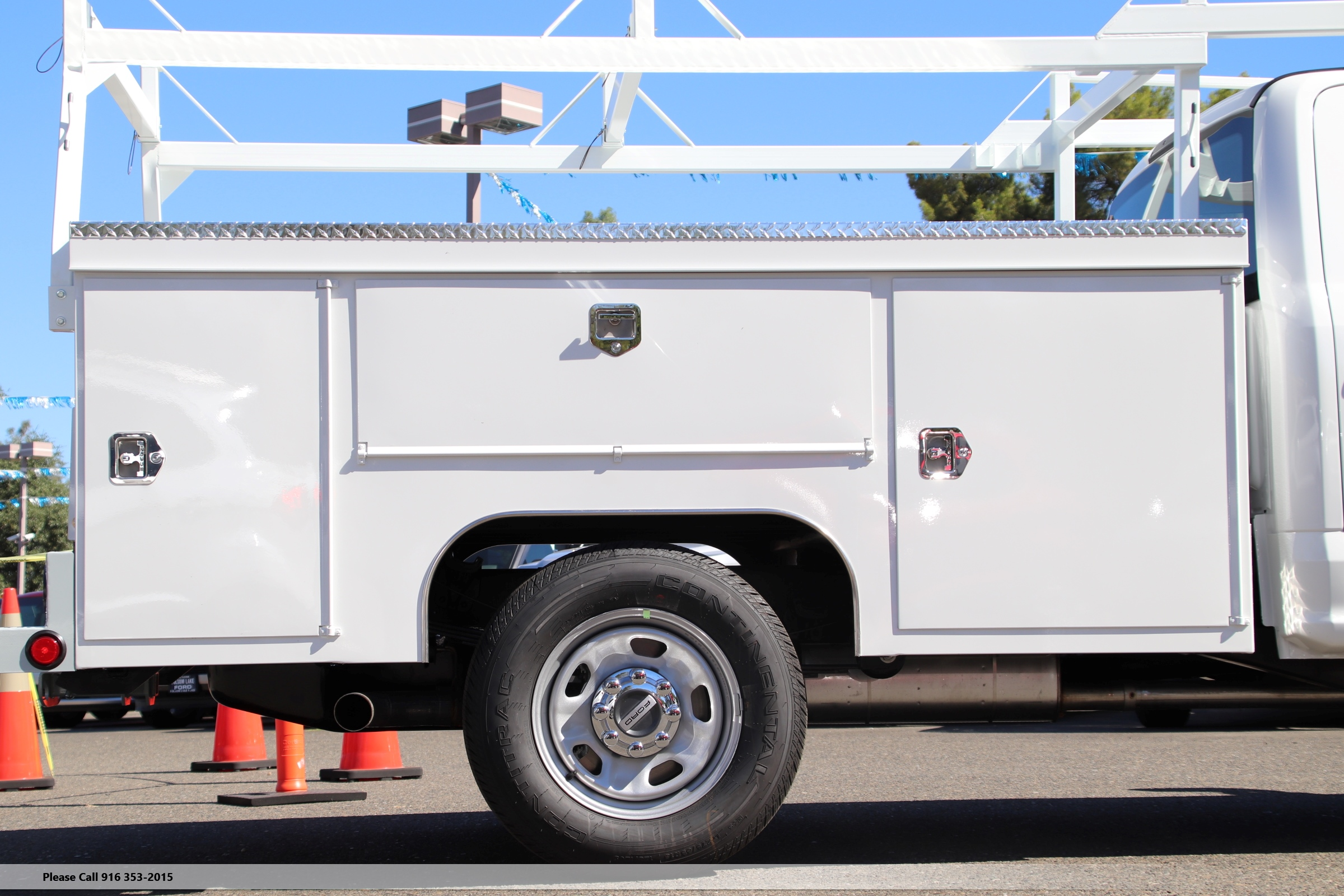2018 F-350 Crew Cab 4x2,  Service Body #FL9197 - photo 2