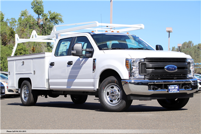 2018 F-350 Crew Cab 4x2,  Service Body #FL9197 - photo 1