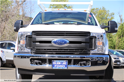 2018 F-350 Crew Cab 4x2,  Service Body #FL9197 - photo 3