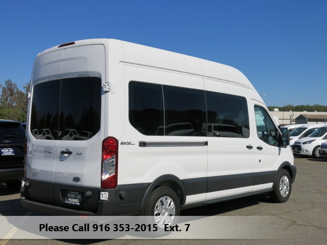 2015 Transit 350 High Roof 4x2,  Mobility #FM11169 - photo 2