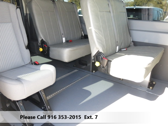2015 Transit 350 High Roof 4x2,  Mobility #FM11169 - photo 4