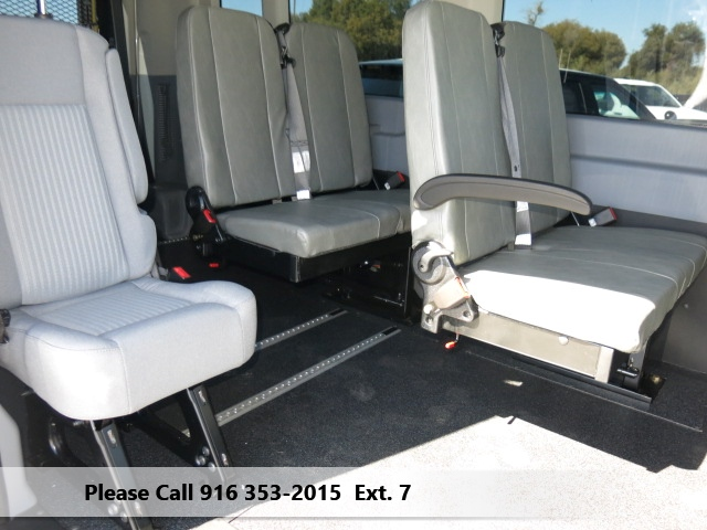 2015 Transit 350 High Roof 4x2,  Mobility #FM11250 - photo 4