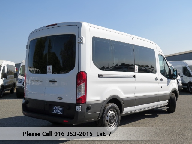 2016 Transit 150 Medium Roof, Mobility #FM11344 - photo 3
