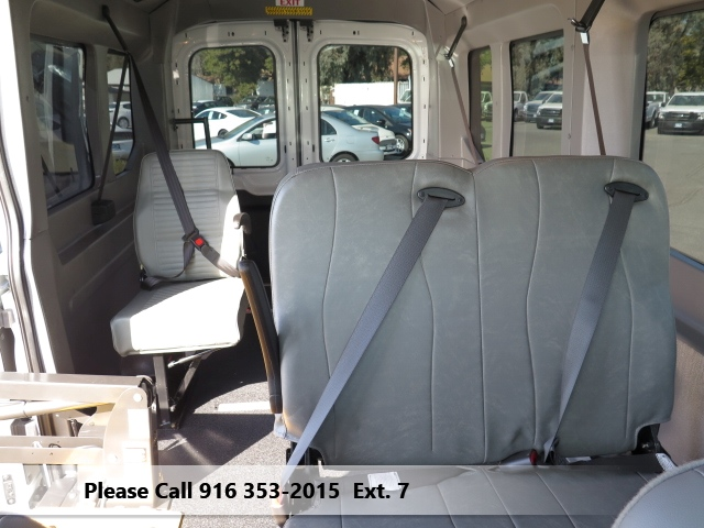 2016 Transit 150 Medium Roof, Mobility #FM11344 - photo 4