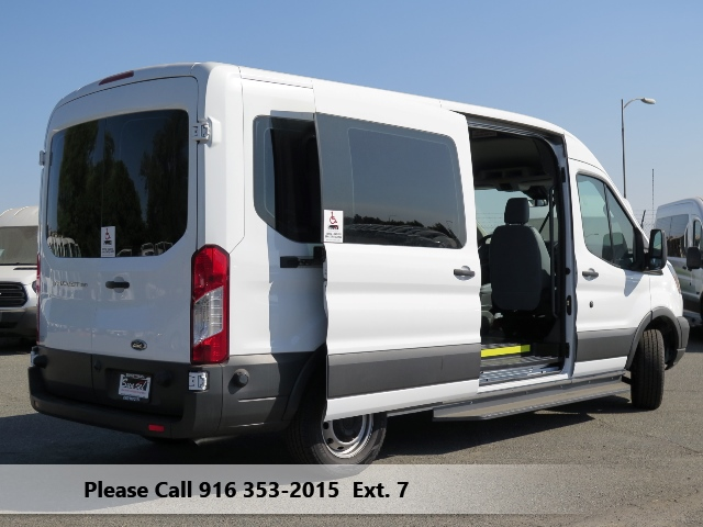2016 Transit 150 Medium Roof, Mobility #FM11345 - photo 3
