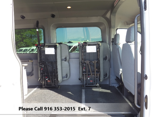 2016 Transit 150 Medium Roof, Mobility #FM11345 - photo 4