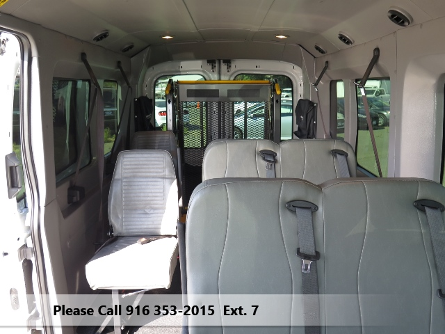 2016 Transit 150 Medium Roof, Mobility #FM11345 - photo 5