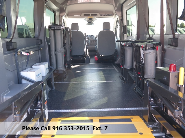2016 Transit 150 Medium Roof, Mobility #FM11345 - photo 6