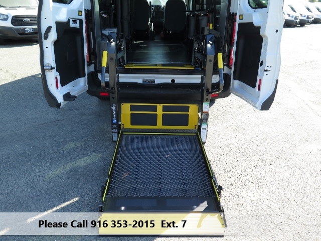 2016 Transit 150 Medium Roof, Mobility #FM11345 - photo 2