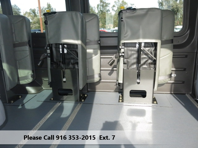 2016 Transit 150 Medium Roof, Mobility #FM11355 - photo 4