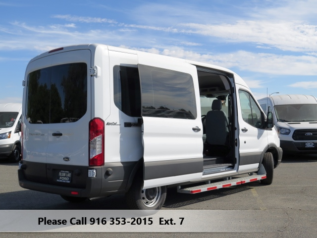 2016 Transit 250 Med Roof 4x2,  Mobility #FM11367 - photo 2