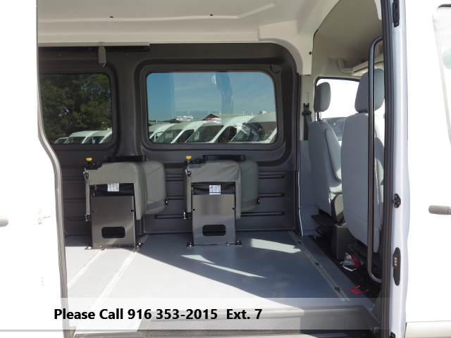 2016 Transit 250 Med Roof 4x2,  Mobility #FM11367 - photo 3