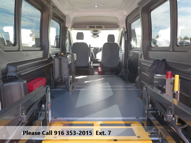 2016 Transit 250 Med Roof 4x2,  Mobility #FM11367 - photo 5