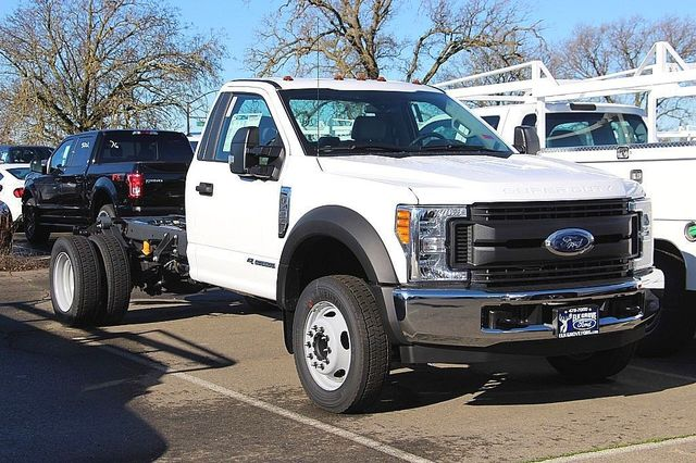 2017 F-450 Regular Cab DRW, Cab Chassis #23509 - photo 3