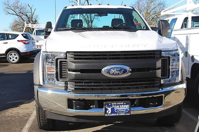 2017 F-450 Regular Cab DRW, Cab Chassis #23509 - photo 4