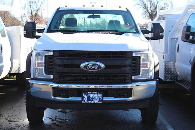 2017 F-550 Regular Cab DRW, Cab Chassis #23510 - photo 4