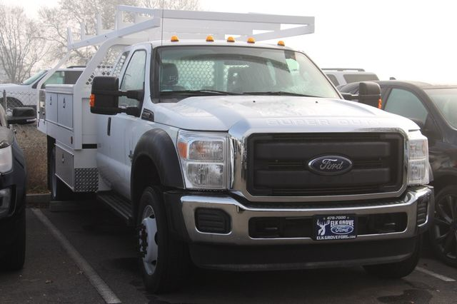 2016 F-550 Super Cab DRW, Contractor Body #23675 - photo 3