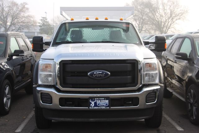 2016 F-550 Super Cab DRW, Contractor Body #23675 - photo 4