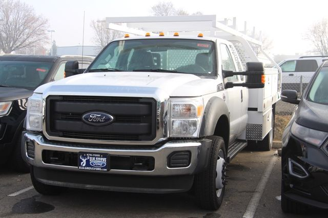 2016 F-550 Super Cab DRW, Contractor Body #23675 - photo 5
