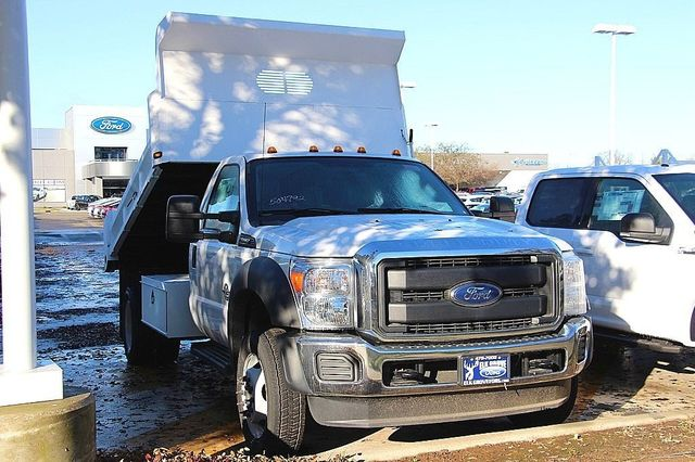 2016 F-550 Regular Cab DRW, Dump Body #23970 - photo 3