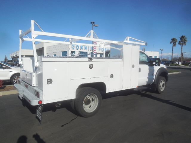 2016 F-550 Regular Cab DRW, Scelzi Service Body #48221 - photo 2
