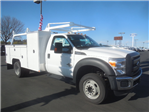 2016 F-550 Regular Cab DRW, Scelzi Service Body #48221 - photo 1