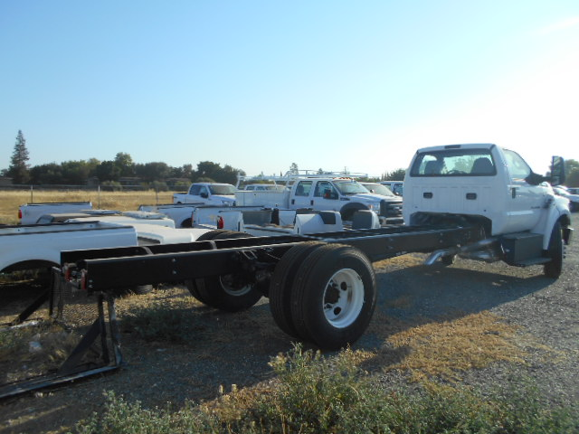 2016 F-650 DRW, Cab Chassis #48766 - photo 2