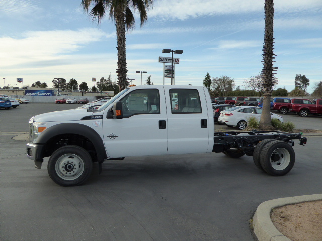 2016 F-450 Crew Cab DRW 4x4, Cab Chassis #49019 - photo 3