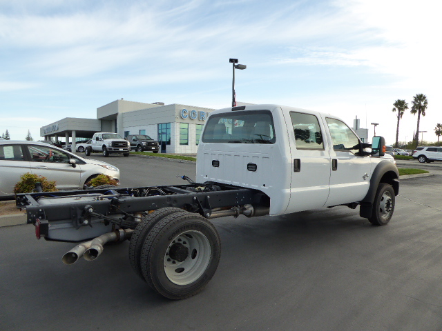2016 F-450 Crew Cab DRW 4x4, Cab Chassis #49019 - photo 2