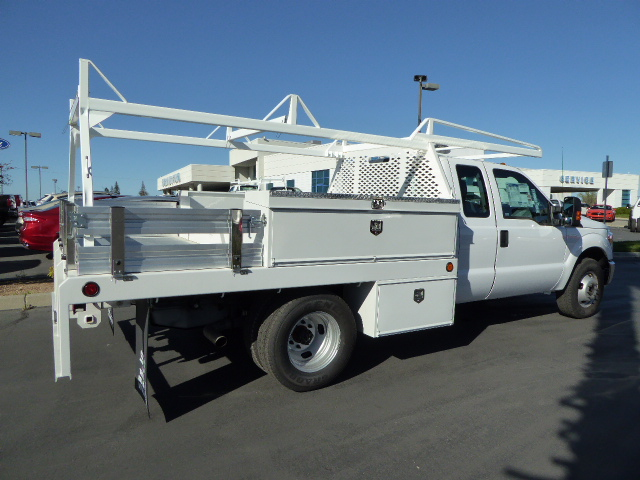 2016 F-350 Super Cab DRW, Scelzi Service Body #49131 - photo 2