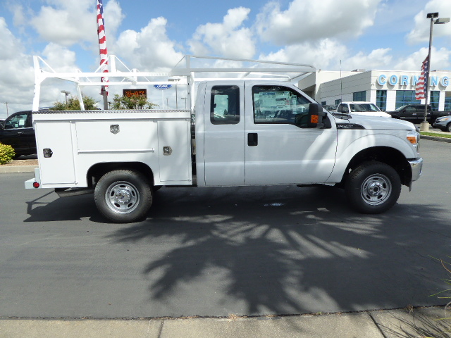 2016 F-250 Super Cab 4x4, Scelzi Service Body #49351 - photo 7