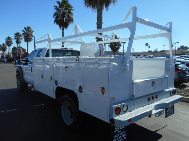 2016 F-450 Super Cab DRW 4x4, Scelzi Service Body #49690 - photo 2