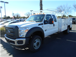 2016 F-450 Super Cab DRW 4x4, Scelzi Service Body #49690 - photo 1