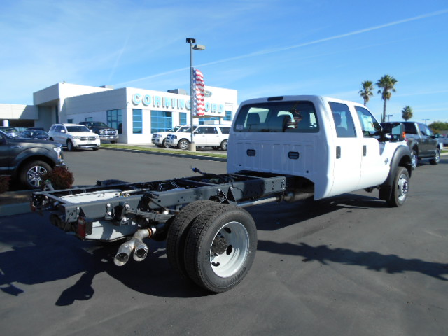 2016 F-550 Crew Cab DRW, Cab Chassis #49773 - photo 2