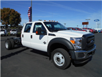 2016 F-550 Crew Cab DRW, Cab Chassis #49773 - photo 1