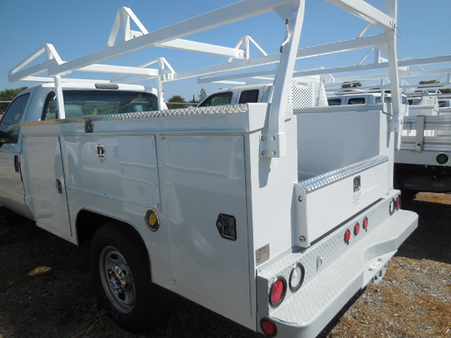 2016 F-550 Super Cab DRW 4x4, Harbor Service Utility Van #49779 - photo 15