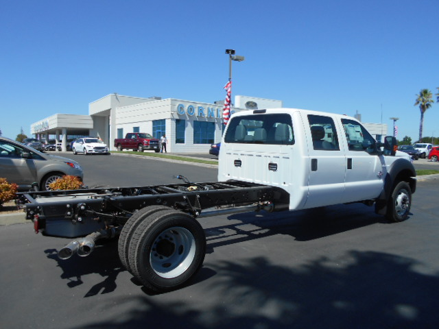 2016 F-550 Crew Cab DRW, Cab Chassis #49884 - photo 2