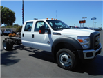 2016 F-550 Crew Cab DRW, Cab Chassis #49884 - photo 1