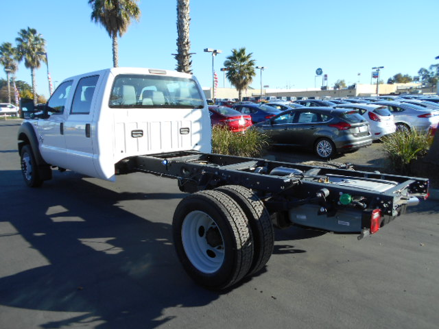 2016 F-550 Crew Cab DRW, Cab Chassis #49903 - photo 2