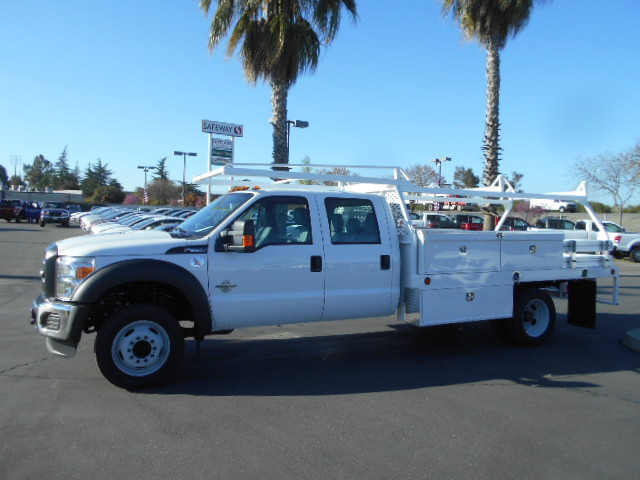 2016 F-550 Crew Cab DRW, Contractor Body #49903 - photo 3