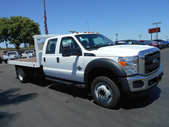 2016 F-550 Crew Cab DRW, Royal Flatbed #49924 - photo 7